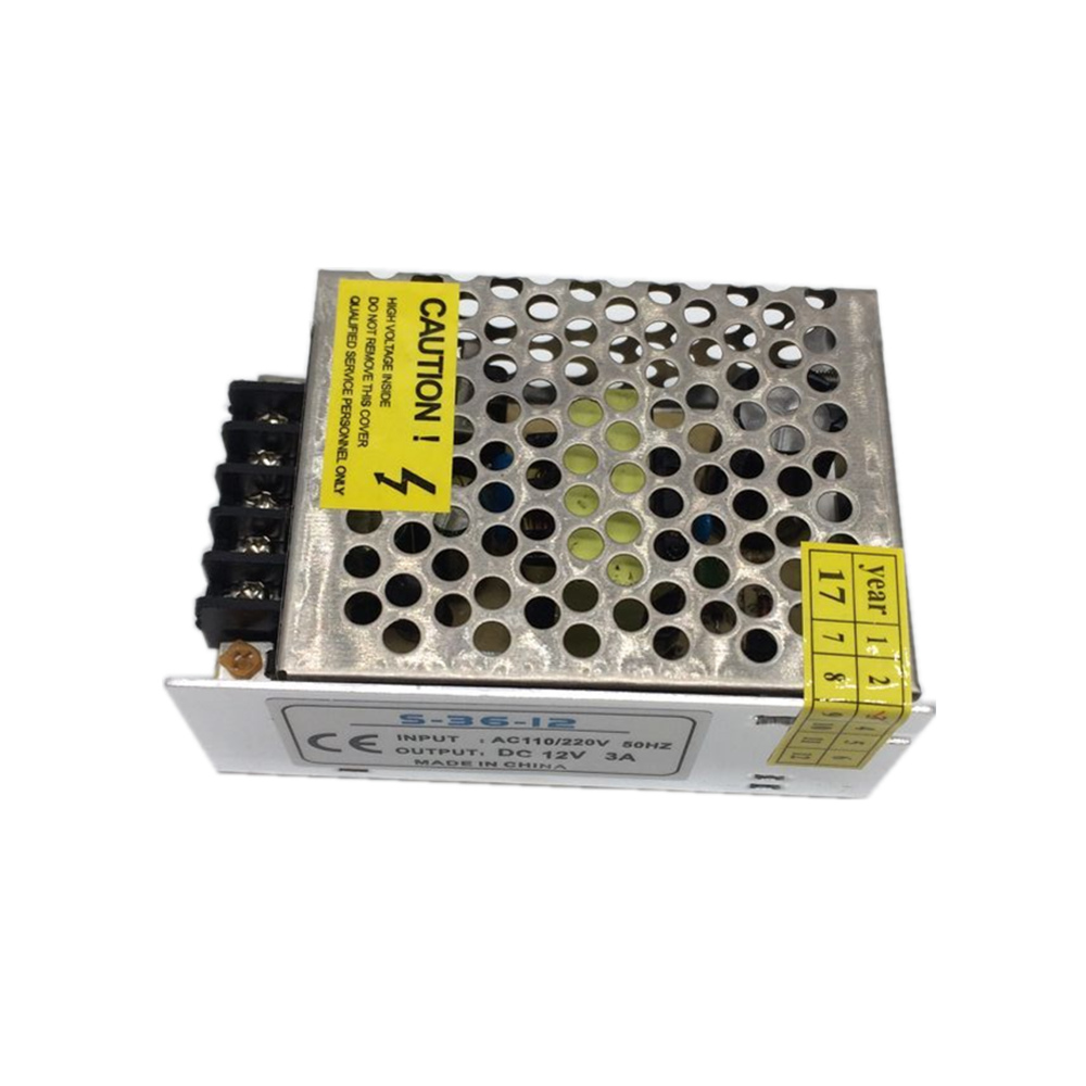 Novi originalni 12v3a small size switching power supply S-36-12 monitoring power LED power supply 12V36W