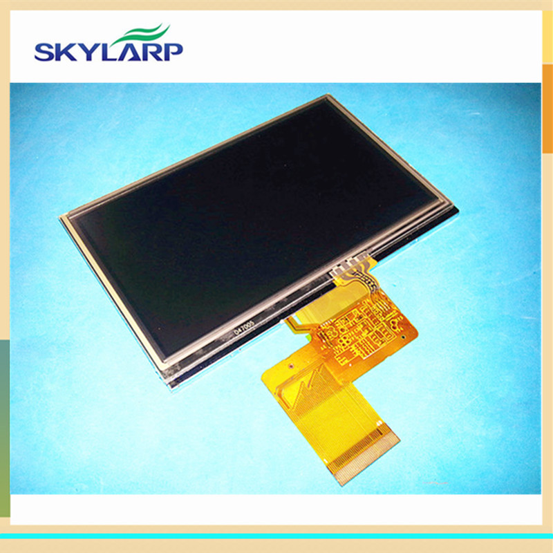 skylarpu 4.7 inčni TFT LCD screen for TM047NBH01 display screen panel with touch-digitizer Repair replacement