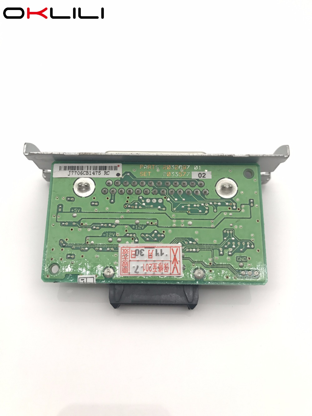 10PCX C823361 C32C823361 UB-S01 RS-232 Serial Interface Card Adapter M111a modul pcb za Epson TM U210 U290 U300 U370