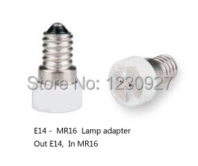 E14 na MR16 adapter lampe Out E14 unutarnji Mr16 besplatna dostava