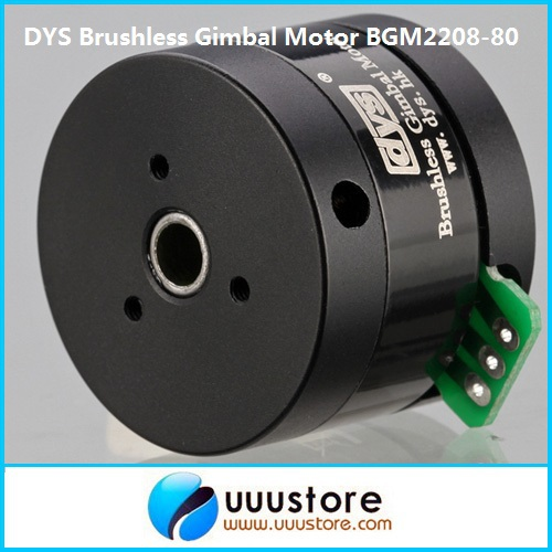 FPV High Performance Brushless Gimbal Motor BGM2208-80 za aerosnimanja FPV