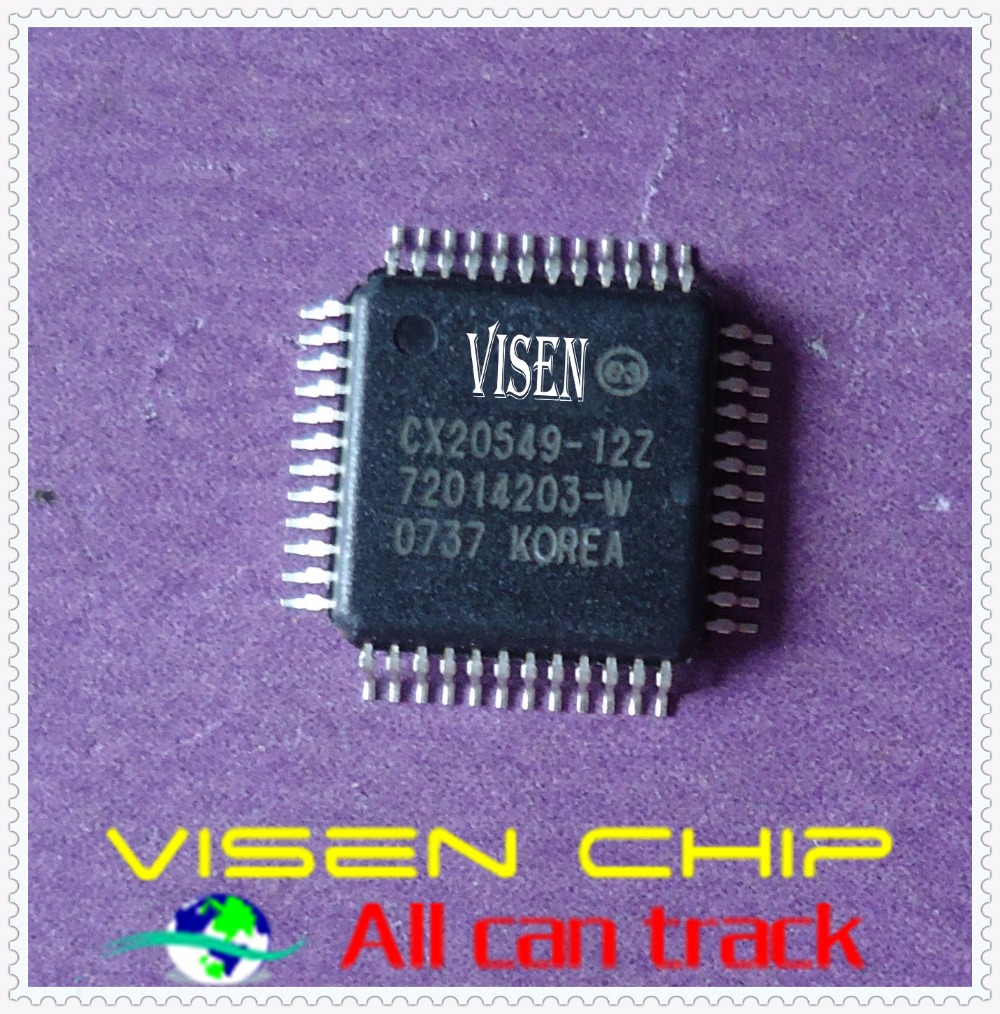 5pcs CX20549-12Z CX20549 QFP-48